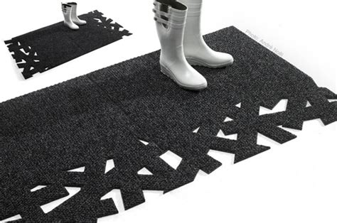 Doormat Modern by Cool Doormats By Couper Croiser At Home With Vallee