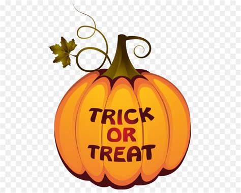 Trick Or Treat Graphic 8 pumpkin trick or treating clip transparent