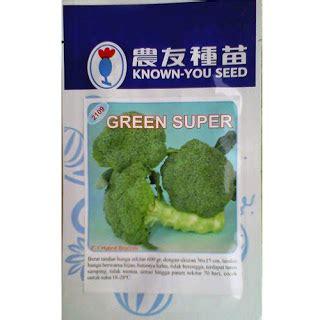 Benih Brokoli Cief 2 jual benih tanaman sayur kebun sayuran