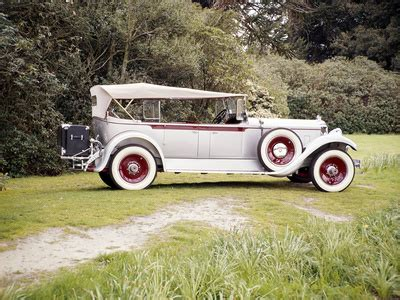 1920s cars deco automobile information and images