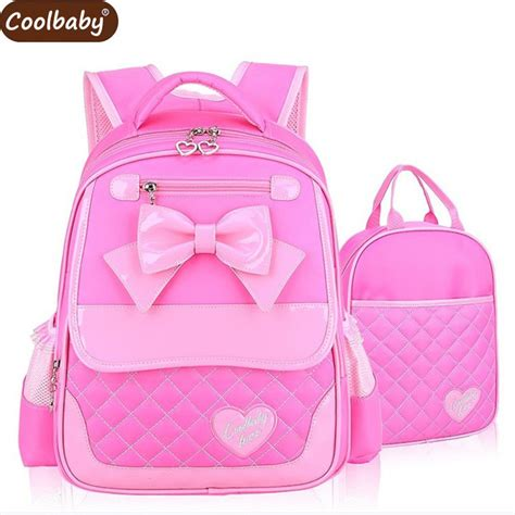 Backpack Kid School Bag Fashion Ukrn 30x15x33cm Quality Fashion Bag coolbaby fashion school backpacks children school bags high quality pu backpack child book