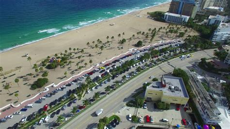 fort lauderdale boat show in november fort lauderdale november 4 aerial drone video of the