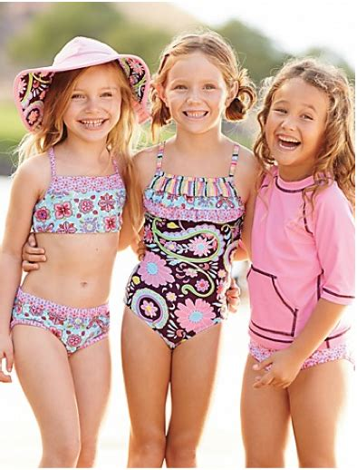 young teenagers ages 11 13 bikinis what age for young girls to start wearing bikinis weddingbee