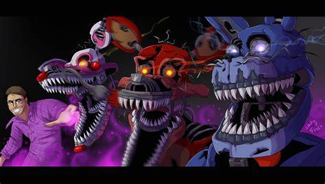 fnaf fan game creator fnaf creator of nightmares by ladyfiszi on deviantart
