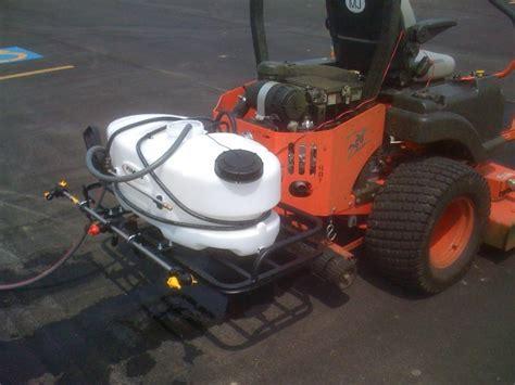 custom spray rig  bad boy lawnsite