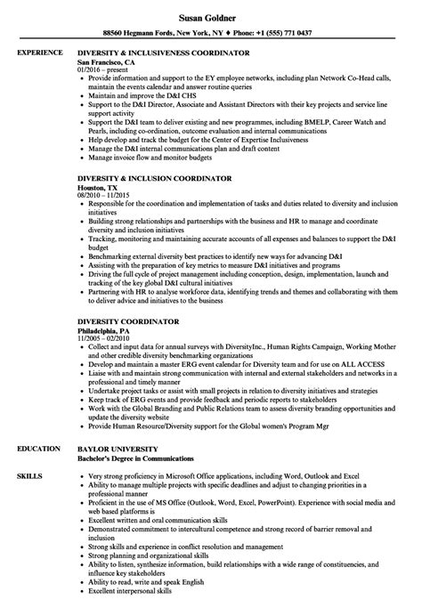 Preparation Of Resume For Freshers by Education Coordinator Resume Resume And Cover Letter