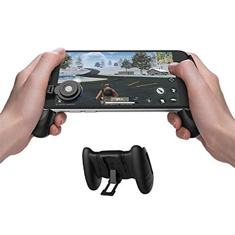 Gamesir F1 Joystick Grip For Smartphone Gaming gamesir f1 mobile pubg joystick controller grip for