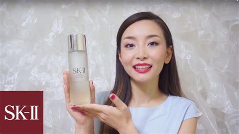 Sk Ii Review sasaki asahi s skin moisturizing tips sk ii treatment essence review