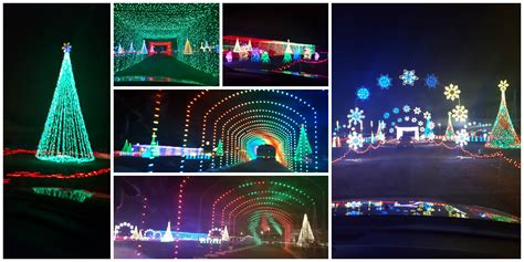 drive through lights utah brag worthy in color drive through