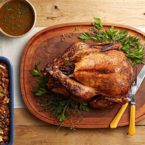 traditional thanksgiving dinner images