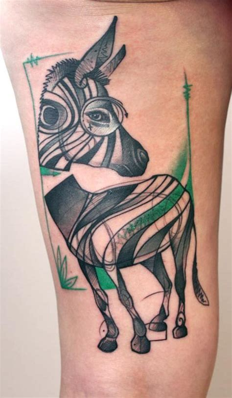geometric zebra tattoo 14 best peter aurisch images on pinterest tattoo art