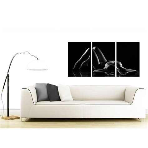 sensual bedroom wall art sensual woman canvas wall art set of three for your bedroom