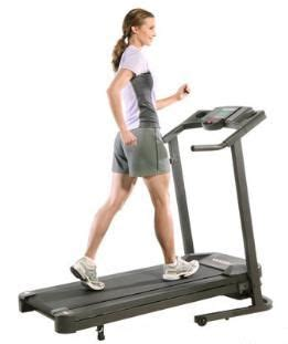 weslo cadence c44 treadmill review small and compact model