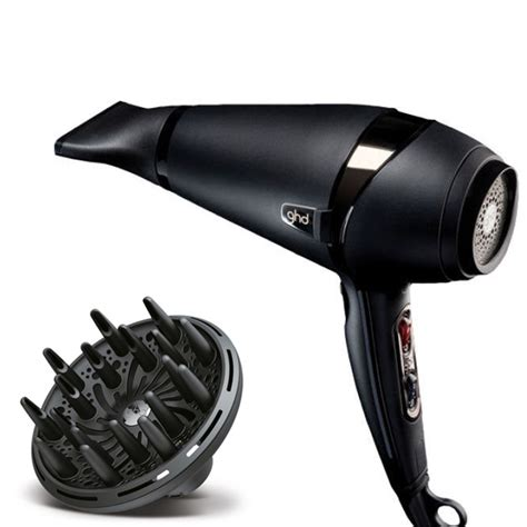 Hair Dryer With Small Diffuser ghd air with air diffuser free shipping lookfantastic