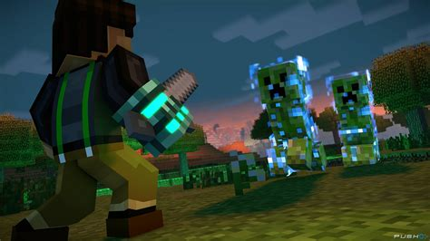 Ps4 Minecraf Story Season2 minecraft story mode season two episode 2 consequences ps4 playstation 4 news