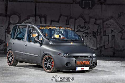 Fiat Multipla Tuning 2 Tuning