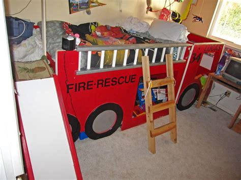 82 Best Images About Firefighter And Police Bedroom Ideas Fireman Bunk Bed