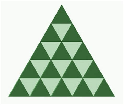 triangle pattern quiz how many squares are there on a chess board civil