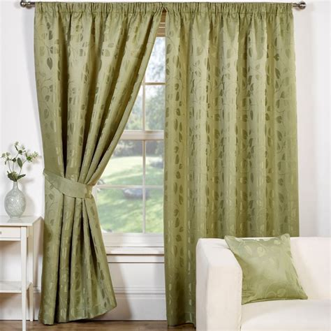 how to order curtains width buy trieste curtains 45 quot width x 54 quot drop green