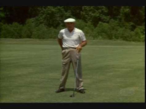ben hogan slow motion golf swing a golf lesson from ben hogan and his golf swing in biz hub