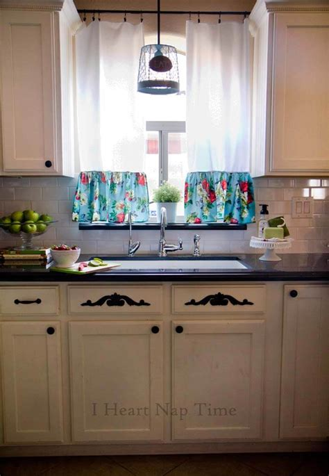 diy kitchen makeover reveal  heart nap time