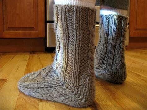 crochet pattern mens socks handsome men s slipper socks knitting patterns and