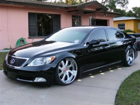Buy Used 2007 Lexus Ls460 Widebody Modular Accuair