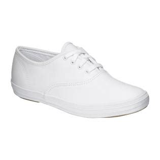 keds white leather sneaker slip on style with sears