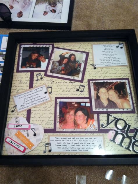 Handmade Gifts For Someone Special - memory postcard pictures to pin on