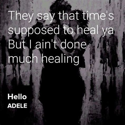 printable lyrics hello adele 25 best ideas about adele songs lyrics on pinterest