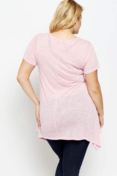 Tunic Light Pink light pink tunic just 163 5