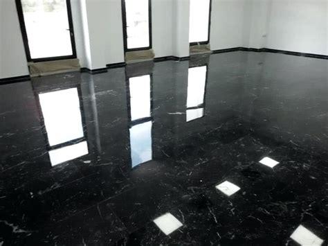 Black Marble Kitchen Floor Tiles by Black Marble Floor Black Marble Floor Shiny Again Bodegas
