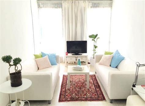 hiasan ruang tamu rumah flat kecil desain rumah deco dinding rumah home design idea