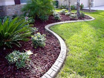 decorative path edging best 25 concrete edging ideas on pinterest concrete