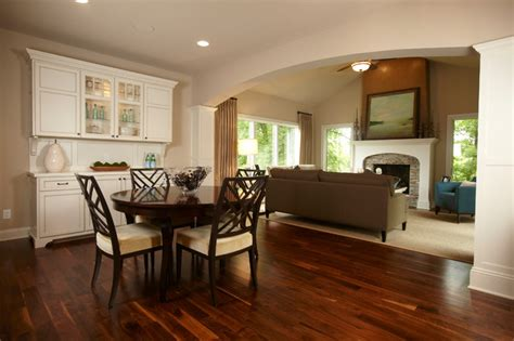 Family Room Kitchen by Family Room Traditional Kitchen Minneapolis By