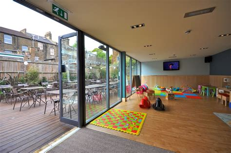 The Florence In Herne Hill A Pub With A Kids Playroom Play Room For