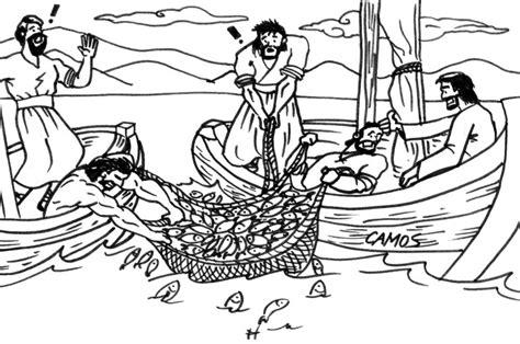 imagenes de la pesca milagrosa jes 250 s y la pesca milagrosa lucas 5 1 11 ilustraciones