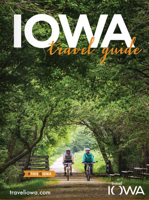 between iowa a year in the of an emigrating books iowa travel guide now available