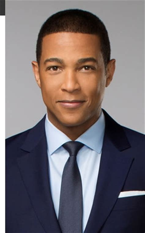who is the cnn host with white hair cnn programs anchors reporters don lemon