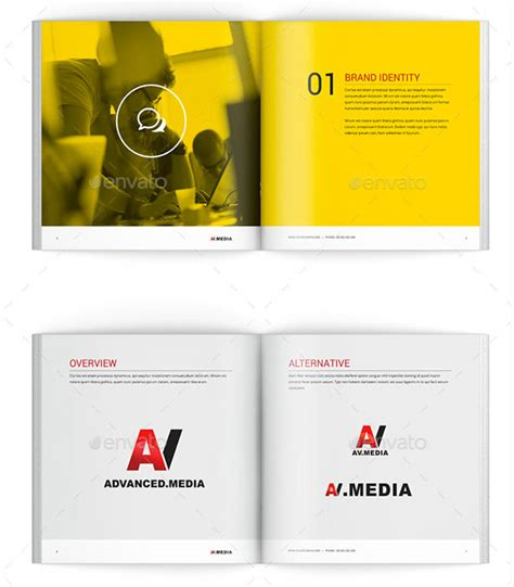 best brochure templates 21 of the best brochure templates for designers creative
