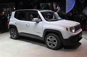 Fiat Renegade Nuovo Jeep Renegade Prezzo Consumi E Dimensioni Anche A