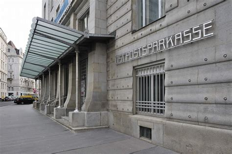 Banca Postale la postsparkasse banca postale di otto wagner a vienna