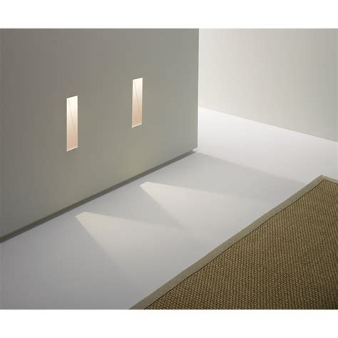 Wall Lights Design: Awesome recessed wall lights for stairs Slot Recessed Wall Light, Outdoor