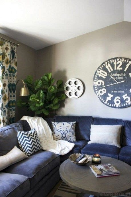 theinspiredroom net 27 best blue couches images on pinterest for the home