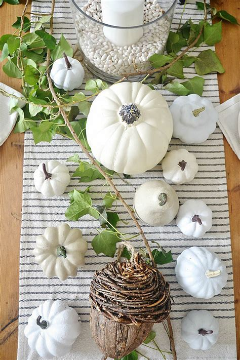 modern fall decor welcome fall 8 ideas for bringing fall decor into your