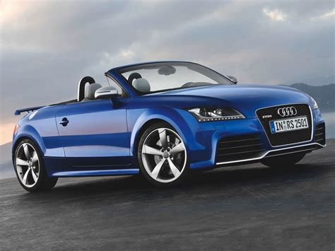 Audi Tt Rs Neupreis audi tt rs roadster preisliste technische daten und