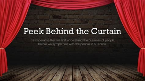 peek behind the curtain designing design teams