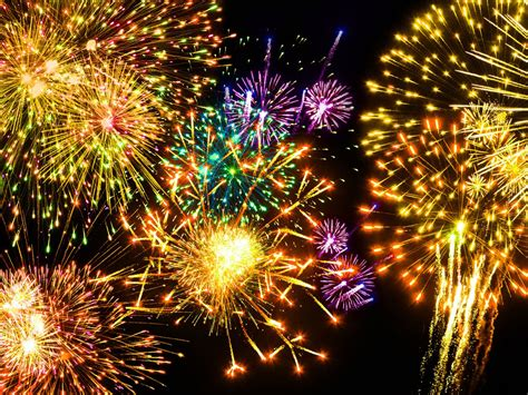 new year places to new year s fireworks in