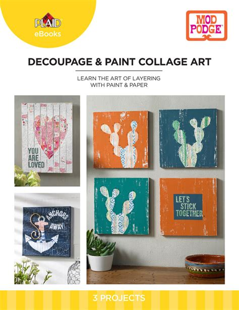 decoupage collage ideas free crafting decoupage collage ideas ebook diy crafts