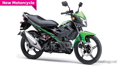 Baru Pro Kawasaki Athlete Pro Dirilis Model Lebih Kekar Dan Kopling Manual